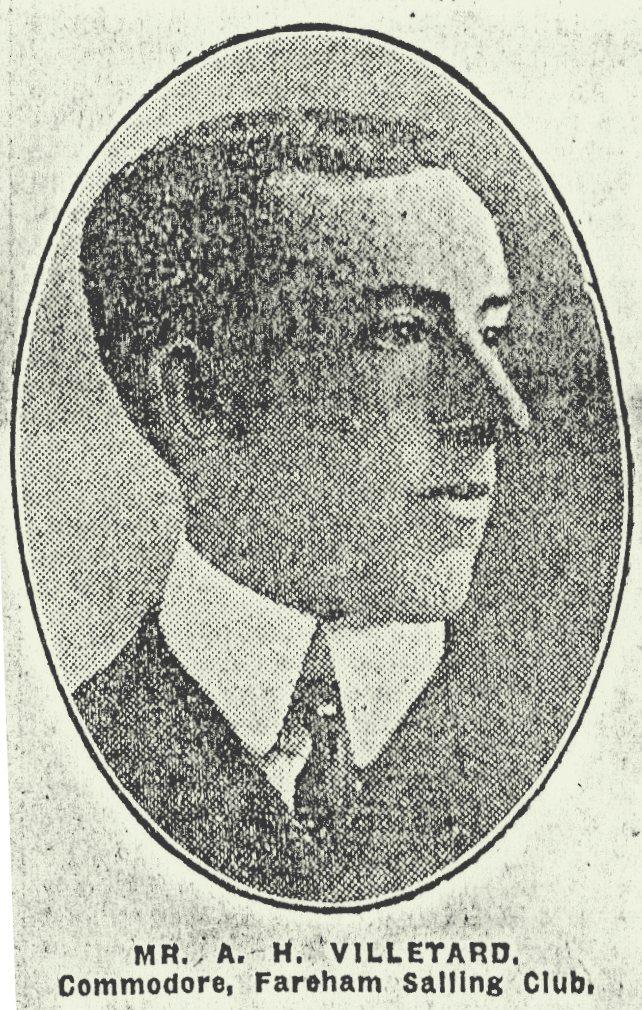 5 - Commodore Villetard