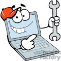 1342837-tn_2045-Laptop-Cartoon-Character-Holding-A-Wrench