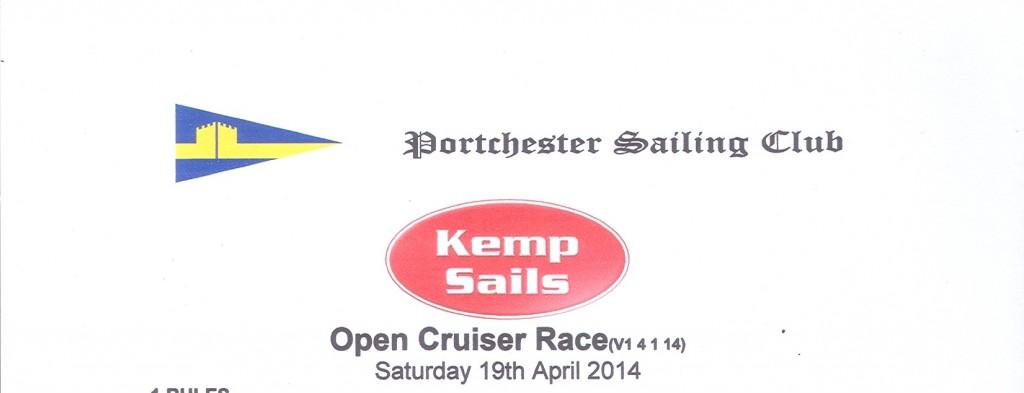 kemp sail race