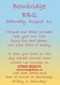 Bembridge BBQ2