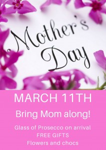 Mothers DayMarch 11th