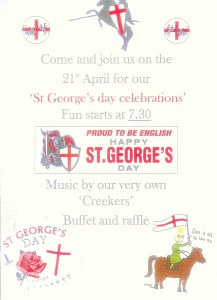 St Georges Day  18
