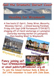 Weymouth cruise